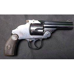 Revolver Harrington & Richardson hammerless 38