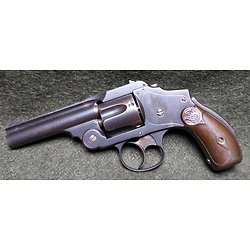 Revolver Smith et Wesson safety hammerless 38