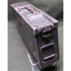 Caisse MG 42 alu ww2