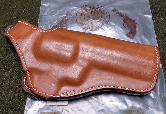 "Holster / étui Smith & Wesson 4"""