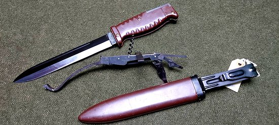 Baïonnette Soudanaise M59 ** AR10