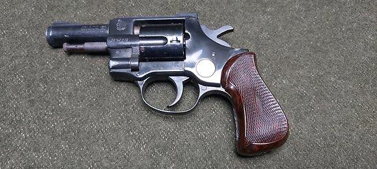 Revolver ARMINUS a blanc