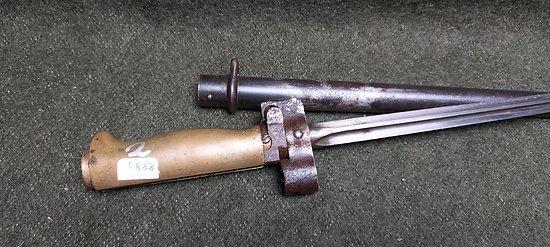 Baïonnette Lebel rosalie M16 (2)