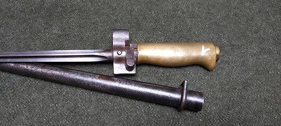 Baïonnette Lebel rosalie M16 (1)