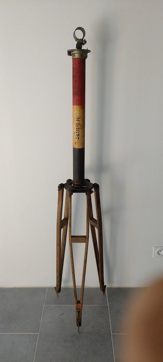 Trépied de lunette d Artillerie Mle 1897-1906