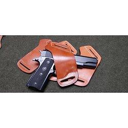 Holster / étui cuir pistolet *** colt 45 *** Beretta 92