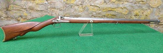 Carabine de de chasse 19-ème
