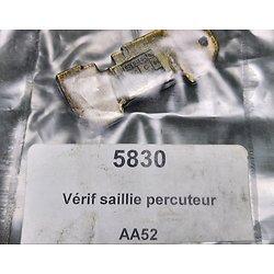 Vérificateur de saillie de percuteur AA52
