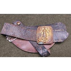 Ceinturon Officier Infanterie Mle 1872 ** 3éme république **