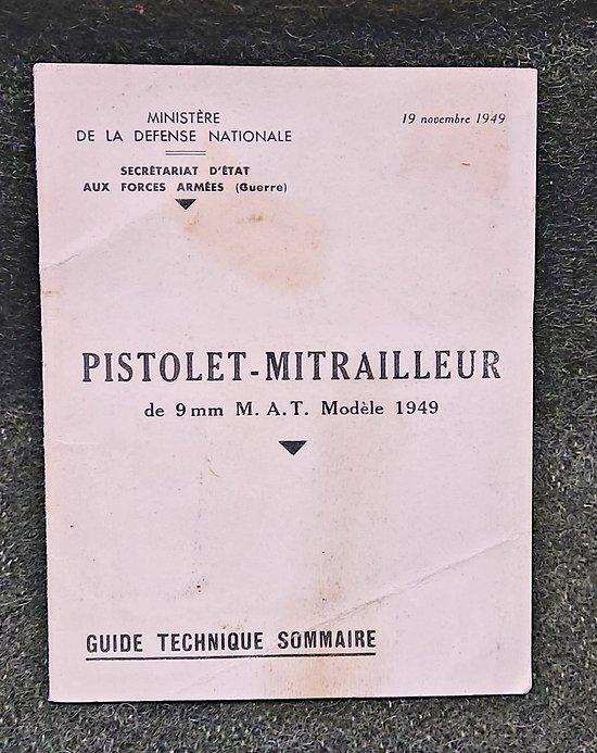 Guide technique MAT 49