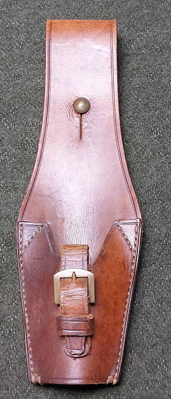 Gousset porte fourreau baïonnette BERTHIER 1892 gendarmerie