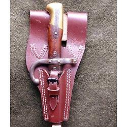 Repro **  gousset / porte fourreau baïonnette Gras & Lebel rosalie