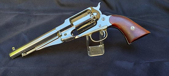 Revolver Remington 1858  cal 36PN