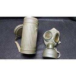 Masque a gaz Allemand WW2