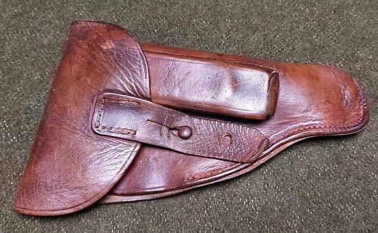 Holster / étui Mauser 1910 & 1914