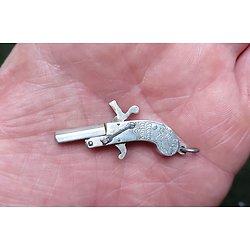 Le plus petit pistolet du monde