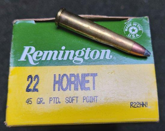 Munitions 22 HORNET