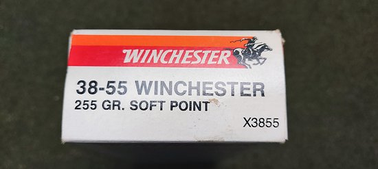 Munition 38-55  Winchester