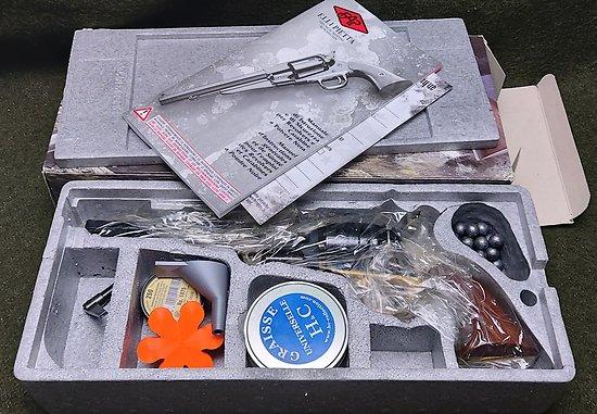 Revolver Pietta Navy Yank cal 44