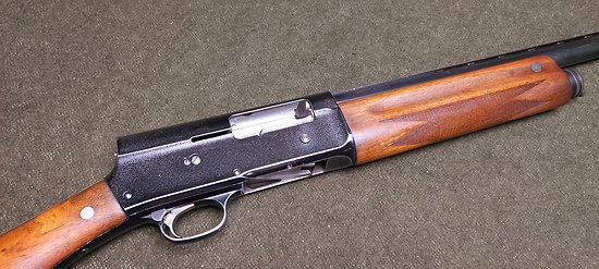 Browning auto 5 cal 12-70