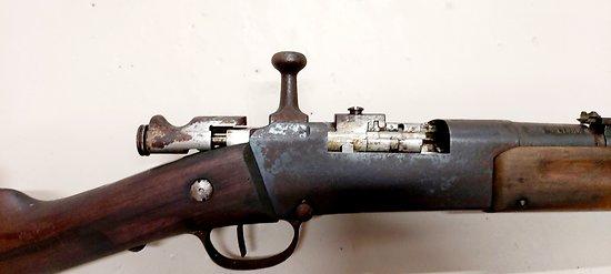 Lebel Mle 1886 manufacture de st Etienne