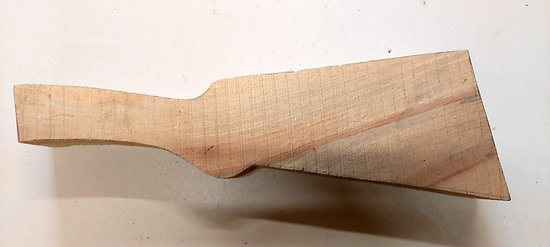 Ebauche de crosse / bois maquette (4)