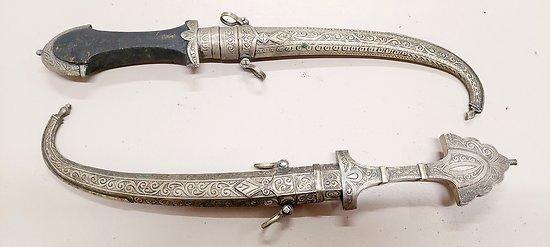 Paire de couteaux KOUMMYA Maghreb