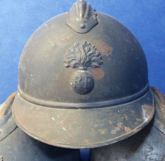 Casque Français ADRIAN M15 Infanterie