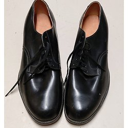 Chaussures US Navy 1942 pointure 45