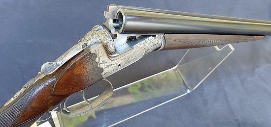Fusil juxtaposé CONSTANT cal 20-70 éjecteurs