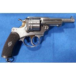 Magnifique revolver d ordonnance Mle 1873