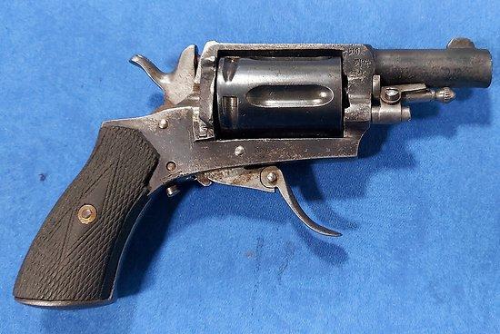 Revolver 6mm velodog