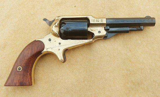Revolver Remington pocket