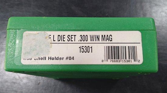 Jeu d outil 300 Win Mag