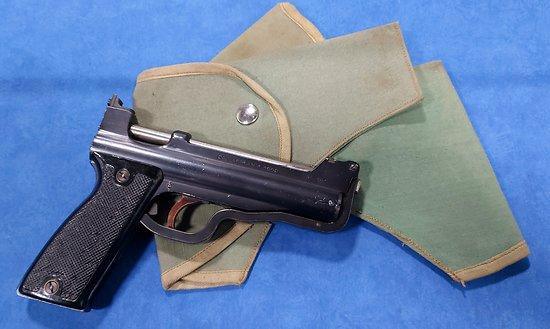Etui / pochette pistolet air comprimé MAS 50