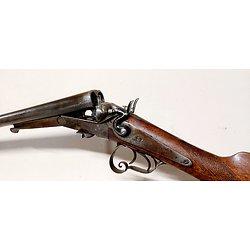 Fusil a chiens cal 16
