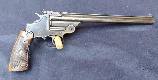 Pistolet Smith & Wesson Single Shot 1891 ** 22lr **