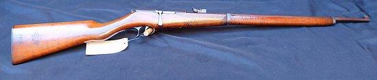 Carabine scolaire ( la nationale ) 6mm