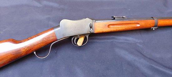 Carabine FRANCOTTE 6mm Flobert