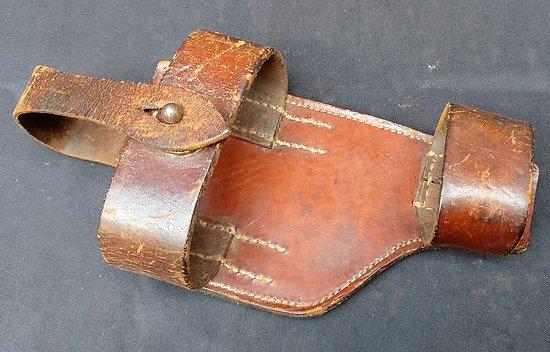 Brelage simplifié 1915 pour étui crosse Mauser C96