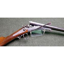 Fusil a chiens calibre 16-65 catégorie D