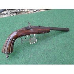 pistolet de tir de salon 5.5mm flobert / 22 flobert !!!