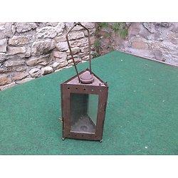 WW1 lampe / lanterne de poilu MONJARDET 1er type