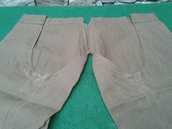 sur pantalon français  40