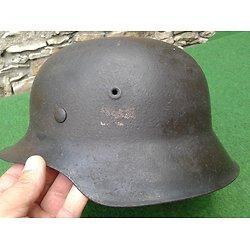 casque allemand modèle 42 ww2