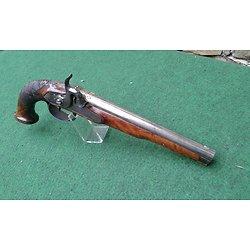 !!! VENDU!!!!!! superbe pistolet d officier avec stetcher !!!!! vendu !!!!
