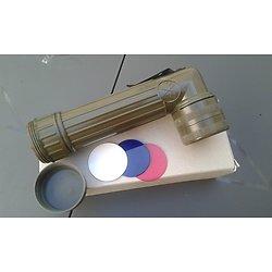 Lampe neuve de stock TL122 Armée française type US Dans sa boîte d origine avec ses filtres