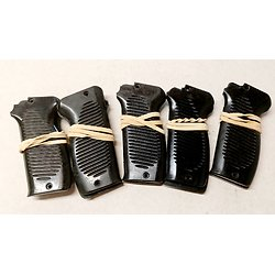 plaquettes / grips MAC 50 9mm