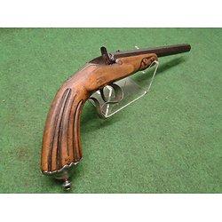 pistolet de salon signé FLOBERT