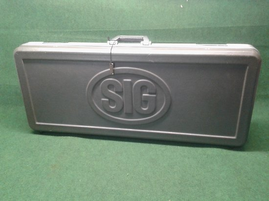 mallette fusil SIG 550 / 551